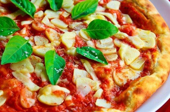 Commander une bonne pizza à emporter Varces-Allières-et-Risset